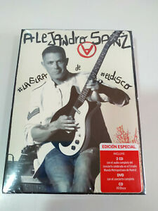 Alejandro-Sanz-La-Gira-de-El-Disco-Edicion-Especial-3-x-CD-DVD-Nuevo-2T