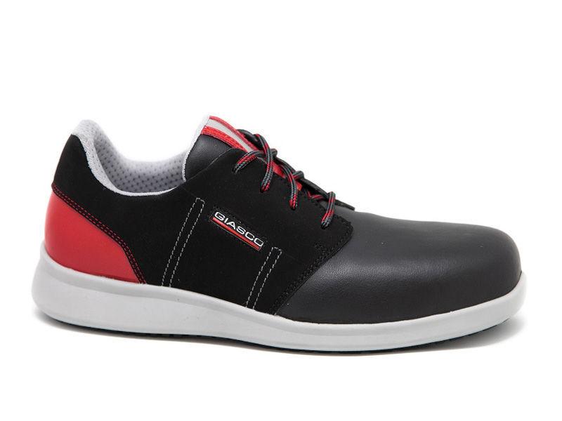 Los zapatos más populares para hombres y mujeres S3 Seguridad Zapatilla giasco Atlanta Calzado de Trabajo ESD SRC Zapatos