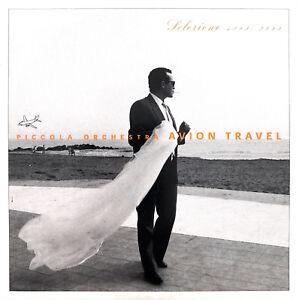 Piccola-Orchestra-Avion-Travel-CD-Selezione-1990-2000-Promo-France-VG-EX
