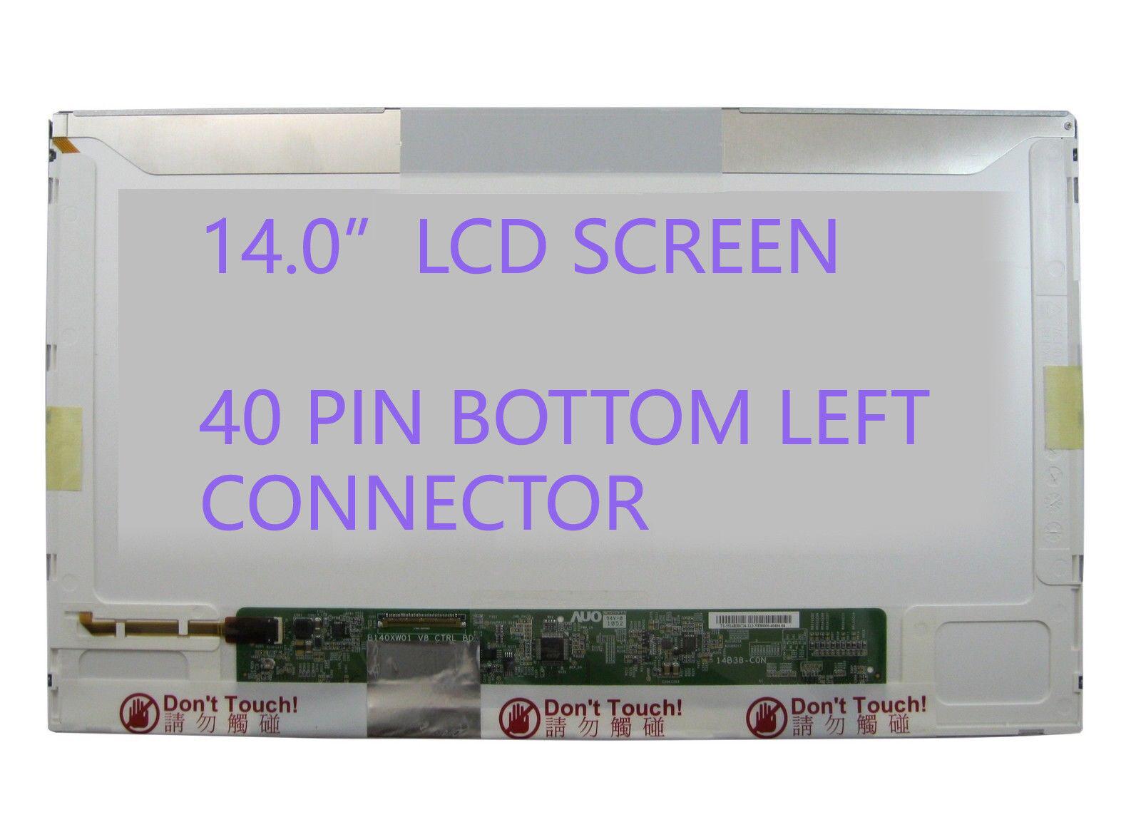 LAPTOP LCD LED SCREEN Display FOR PANASONIC TOUGHBOOK CF-53JULZK1M 14.0 WXGA