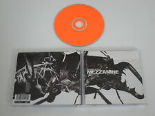 MASSIVE ATTACK/MEZZANINE(VIRGIN  7243 845599 2 2) CD ALBUM