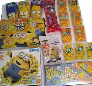 MINIONS-Tic-tac-mints-Limited-Edition-Collectors-items-Don-039-t-price-Tnks