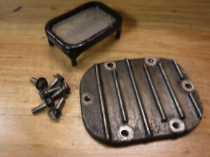Details about VINTAGE 77-83 YAMAHA XS400 XS 400 ENGINE OIL FILTER SCREEN  BOTTOM MOTOR