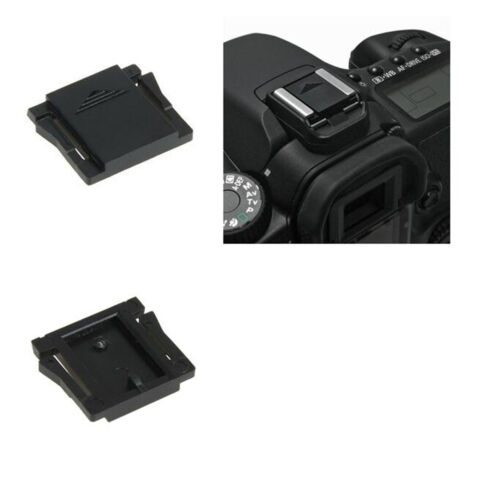 Nice 5Pcs Hot Shoe Cover Cap For Sony Alpha A6000 A5000 CANON NIKNYUKNJ