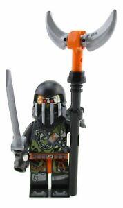 LEGO Ninjago Daddy No Legs Dragon Hunter Minifigure 70652 Hunted Mini Fig