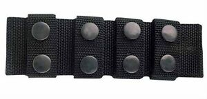 Nylon Belt Keepers (4)
