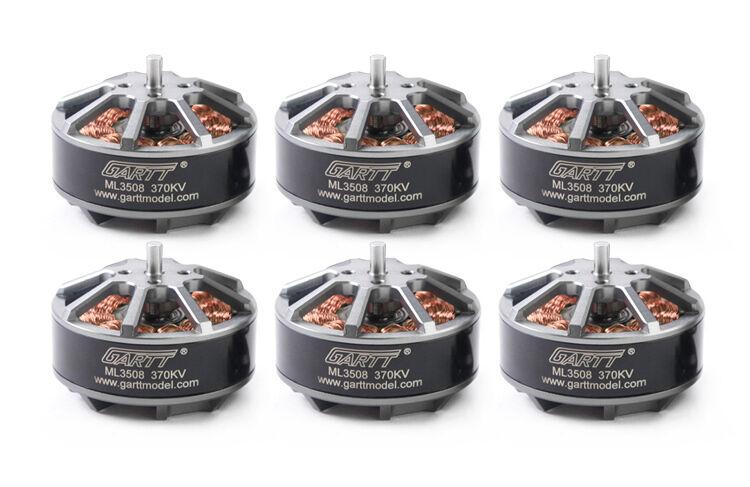6 X GARTT ML 3508 370KV Brushless Motor For RC Multiredor Quadcopter Hexa NEW