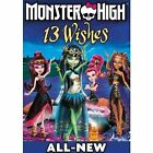 Monster High 13 Wishes 0025192170607 DVD Region 1