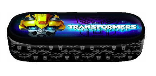 Transformers Schlamperrolle Mäppchen FEDERTASCHE FEDERMAPPE Federmäppchen ETUI
