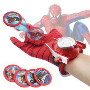 Spiderman-Launcher-Toy-Gloves-Kids-Spider-Man-Cosplay-Toys-gift-Free-Shipping
