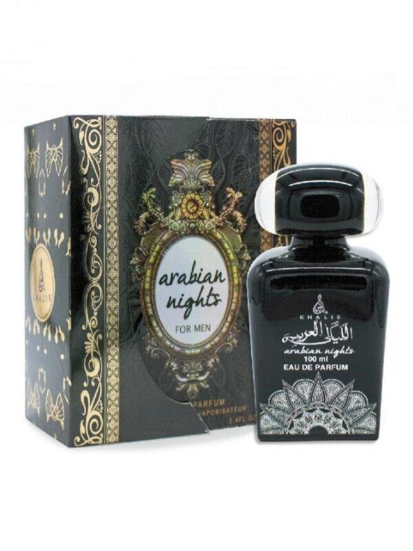 Khalis Arabian Nights Men Eau de Parfum Perfume Spray 100ml