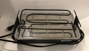 PARTS-Swissmar-KF-77041-Classic-8-Person-Raclette-Bottom-Grill-Only