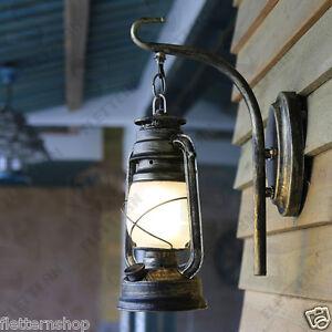 New art lantern antique iron hurricane lamp garden lighting outdoor image is loading new art lantern antique iron hurricane lamp garden mozeypictures Image collections