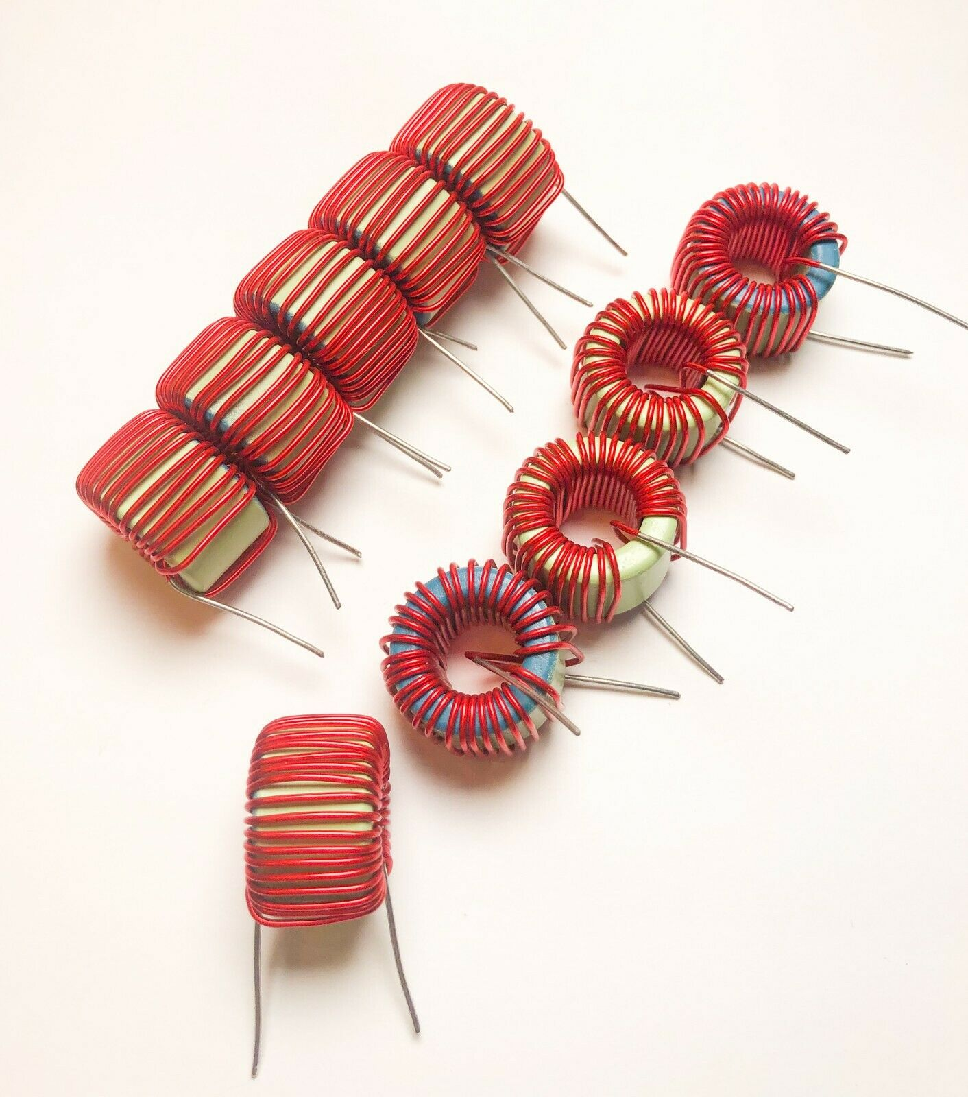 Fixed Inductors 68uH 20/% RF CHOKE High Current 50 pieces