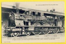 cpa Coll. FLEURY, PARIS LOCOMOTIVE Chemins de Fer de l'Est GARE Railway Station