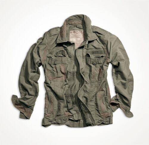 Look Surplus Jacket Bw Heritage Vintage Crossover Veste Us Used Survêtement 3587 Skater wwqAv1Fr
