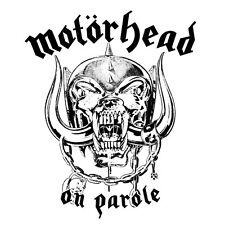 Motorhead On Parole CD NEW SEALED 1997 Leaving Here+