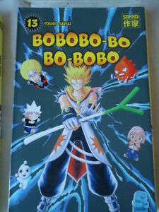 Bobobo-Bo-Bo-bobo-Vol-13-SAWAI-Yoshio-SAKKA-MANGA-EO-libro