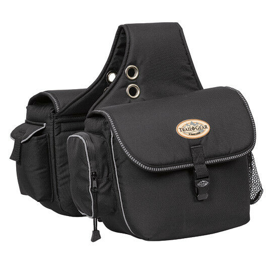 Weaver Leather Trail Gear Saddle borsa