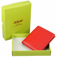 Soft Leather Wallet Purse : Made In Italy : Superb Italian Leather : Uk Seller