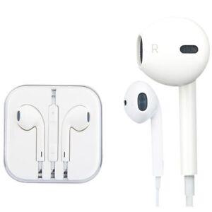 c933b552c16 Apple Earpods with 3.5 mm Headphone Plug White Genuine OEM Authentic ...