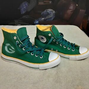 Star Chuck Taylor Rare Green Yellow