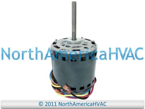 GE Genteq 1//3 HP 230v 3 Speed 1075 RPM Furnace BLOWER MOTOR 5KCP39KGS081S