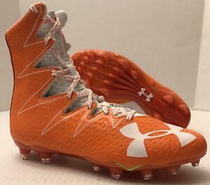 de beste houding klassieke schoenen schattig Details about UNDER ARMOUR Highlight Football Cleats 1269693-512 Orange  (MEN'S 9.5) *NO BOX*