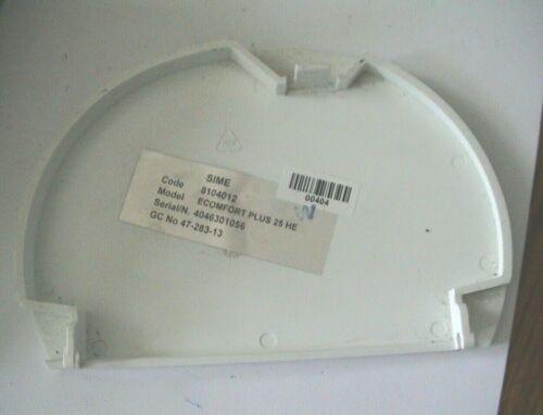 SIME Ecomfort Plus 25 HE Plastic Cover Plate