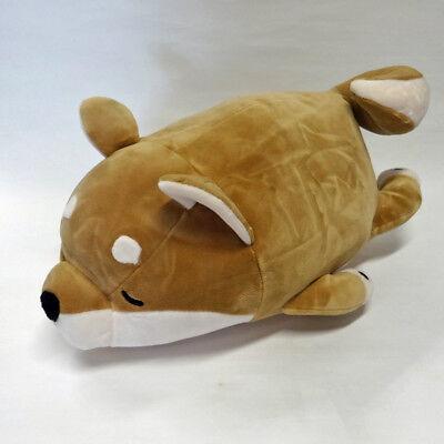 Marshmallow-Soft Plush Shiba