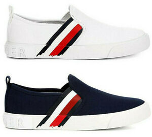 New-Tommy-Hilfiger-Womens-Casual-Slip-On-various-colors-sizes