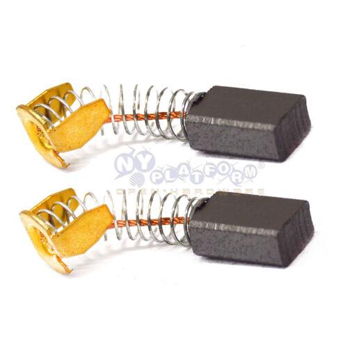 Carbon Brushes For Makita JR3000 Reciprocating Saw CB51 181021-2 Drill Jigsaw