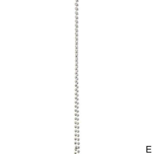 Frauen lange Perlenkette Halskette Sortiment 80cm sortierten bunten Schmuck Neu