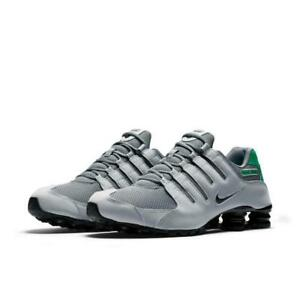 Image is loading Men-039-s-New-Authentic-Nike-Shox-NZ-