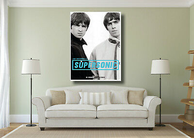 Liam Gallagher birthday home gift A5 A4 A3 bedroom quote funny wall art