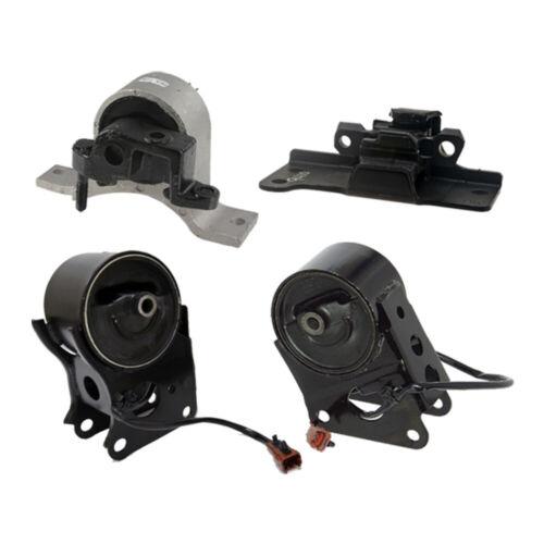 Engine /& Trans Mount 4PCS w// Sensors 04-09 for Altima Maxima Quest 3.5L for Auto