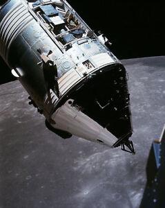 Apollo Nasa Apollo 11 Earthrise Over Mare Smythii 11x14 Silver Halide Photo Print