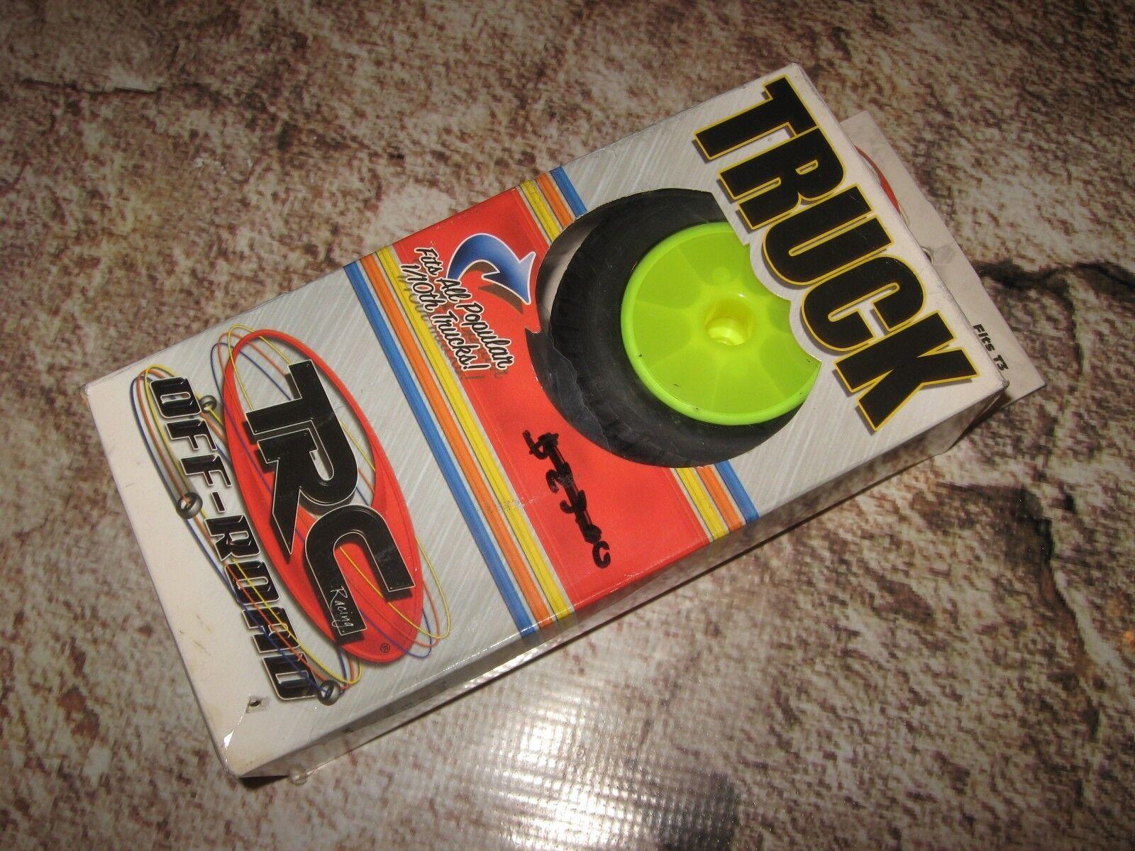 RC Racing Grade Front Street Tires TRC Fit T3 RC10GT XXXT NT UM ST GP (2) TX04C