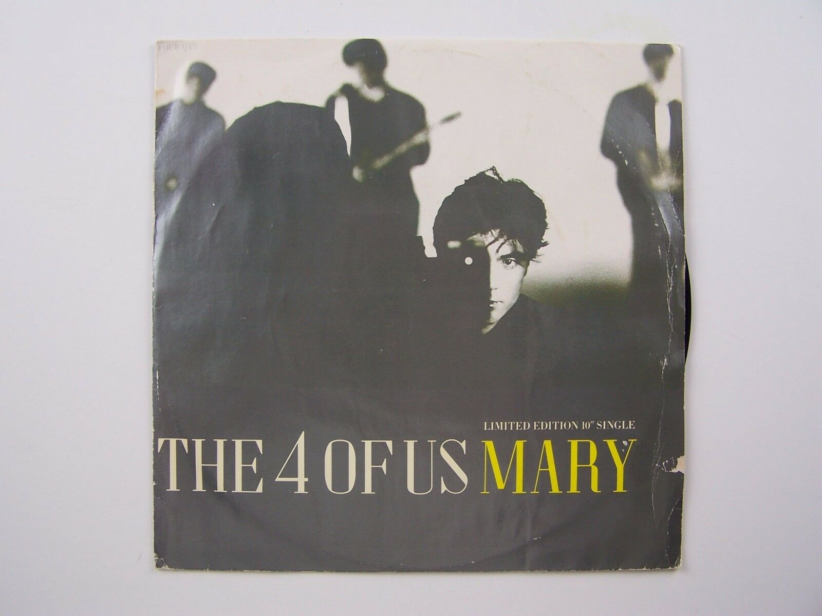 The 4 Of Us - Mary Vinyl EP Record Four QT3
