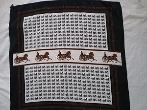 Superbe Foulard CELINE paris 100% soie TBEG vintage scarf   eBay f194b1a987e