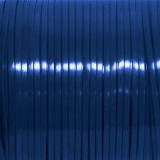 100 YARDS (91m) SPOOL NAVY REXLACE PLASTIC LACING CRAFTS CYBERLOX