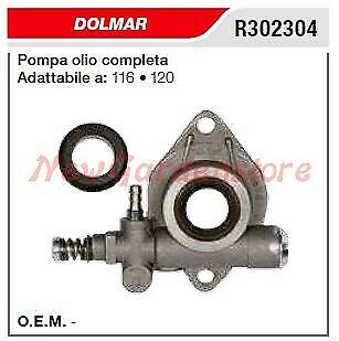 POMPA OLIO MOTOSEGA CPL DOLMAR 116-120