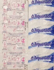 Aquatabs-Potable-Water-Purification-Tablet-167-mg-treats-25-lt-exp-8-23-Cheapest