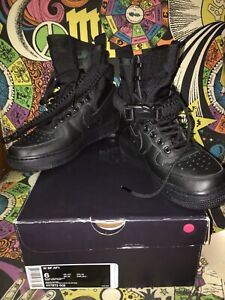 Nike Air Force 1 SF AF1 bota alta para mujer Negro Diosa de ...