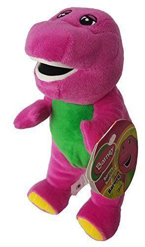 NYA Fisher Price Barney Buddies Barney mjuk Plush leksak fri shipping