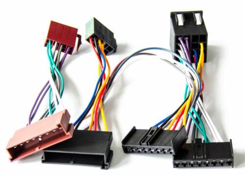 Radio freisprechadapter cable Parrot THB Bury ISO radio adaptador para ford Mazda