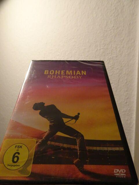 Rami Malek Gwilym Lee Bohemian Rhapsody DVD neu & OVP