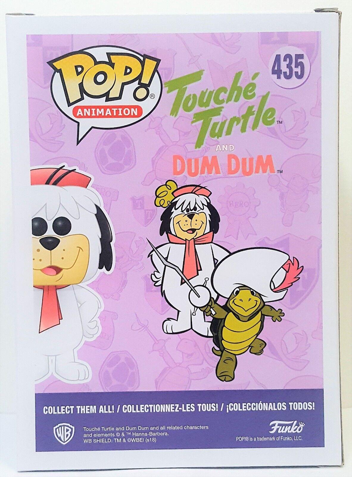 Funko Pop Touche Dum Dum   435 Touche Pop Turtle NYCC Exclusive Vinyl Figure New 3f3a11