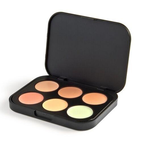 BH Cosmetics 6 Color Concealer & Corrector Palette - Light
