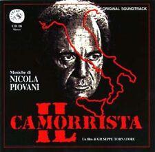 Nicola Piovani: IL Camorrista (New/Sealed CD)